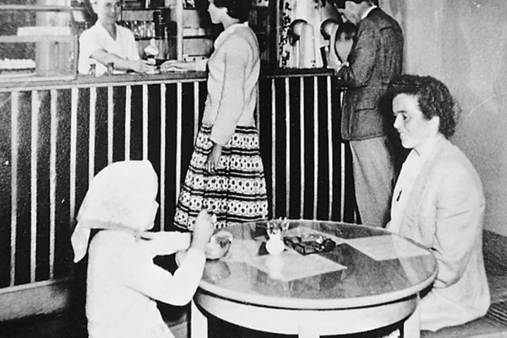 1967 wurde die Milchbar eröffnet.