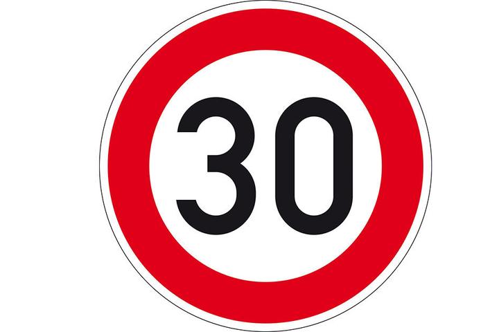 48 neue 30er-Zonen sind in Dresden entstanden
