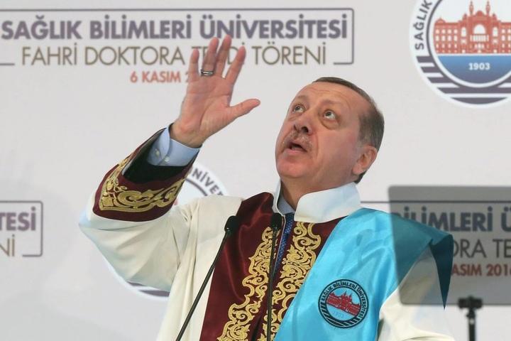 Das türkische Staatsoberhaupt Erdogan erneuert nach der Trump-Wahl sein Gesuch nach Auslieferung von Gülen.
