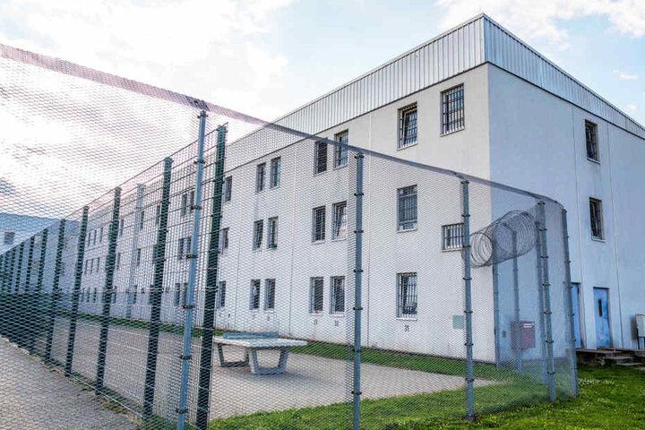 Das Gefängnis in Zeithain ist mit seinem Pilotprojekt Vorreiter in  Sachsen.