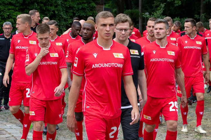 Viele neue Gesichter beim 1. FC Union Berlin.