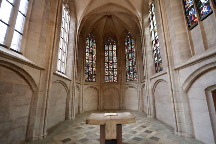 Die Kirche St. Martha ist nach der Wiederöffnung unter anderem von beliebtes Ziel von Touristen.