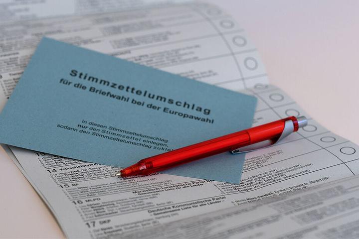 Nächste Woche Sonntag sind die Wahlzettel ellenlang: Mit bis zu 7 Kreuzen dürfen Wähler kommunal und europäisch abstimmen.