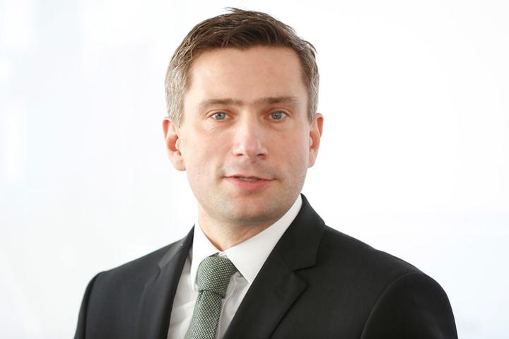 Wirtschaftsminister Martin Dulig (42, SPD) zeigt sich von dem Projekt überzeugt.