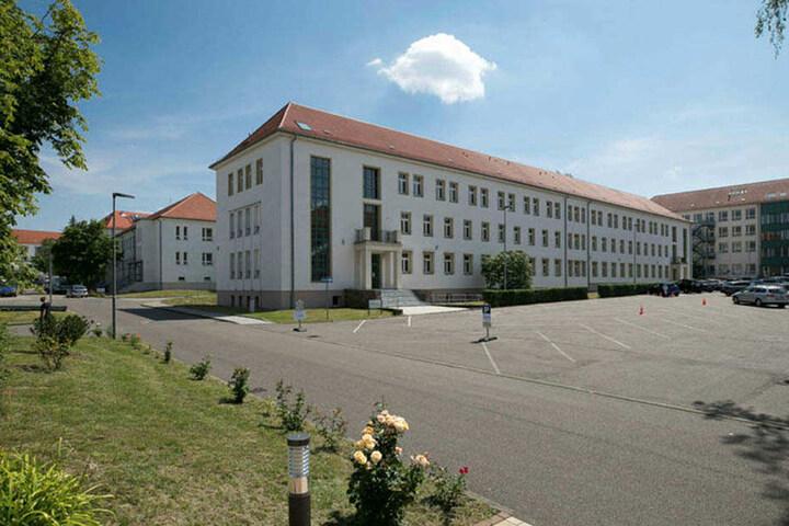 Das Überwachungszentrum entsteht auf dem Gelände der Leipziger Bereitschaftspolizei.