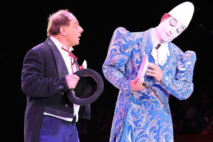 Macht immer wieder Spaß: Circus Krone