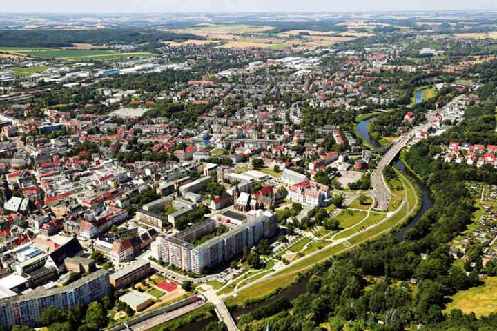 Auf 185340 Quadratmetern wird in Zwickau Glyphosat zur Unkrautbekämpfung eingesetzt. Dafür werden rund 180 Liter pro Jahr verwendet.
