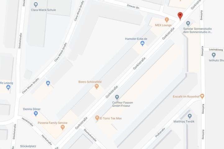 Rohrschaden Diese Leipziger Straße Bleibt Wochenlang Dicht