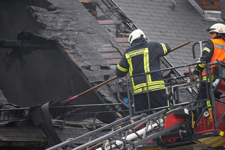 Beide Mädchen starben durch den Brand.