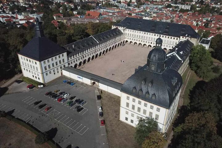 Im Schloss Friedenstein gibt es eine besondere Ausstellung.
