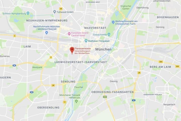 Auf dem Oktoberfest in München hat eine Sanitäterin in diesem Jahr einen Heiratsantrag erhalten.