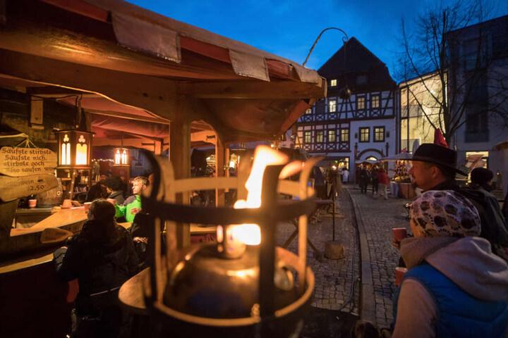 Auch in diesem Jahr gibt es in Eisenach wieder einen Martinsmarkt.