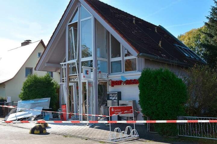 Noch immer steht nicht fest, ob die Mückaer Filiale wieder repariert werden  kann.