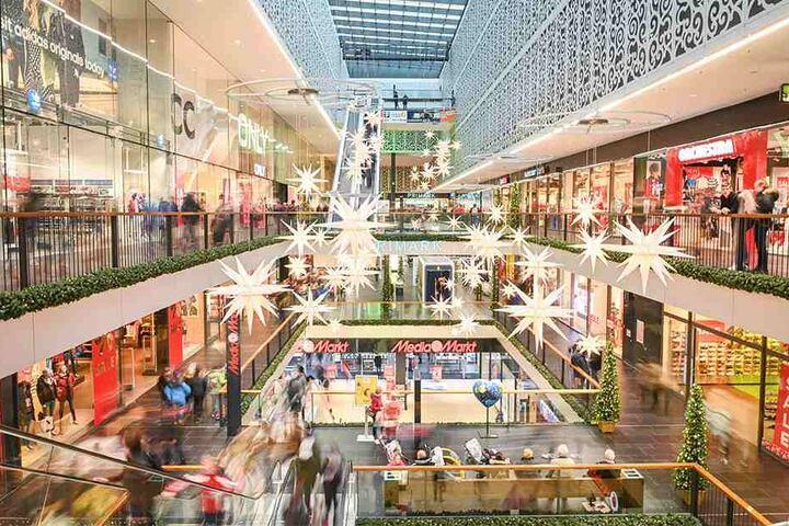 Die Tage nach Weihnachten nutzen viele, um einmal gemütlich einzukaufen.