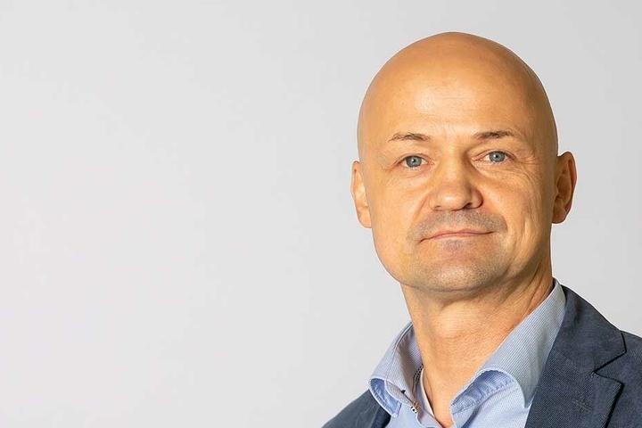 Landtags-Vizepräsident André Wendt (48, AfD).