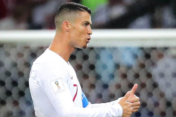 Ex Von Ronaldo