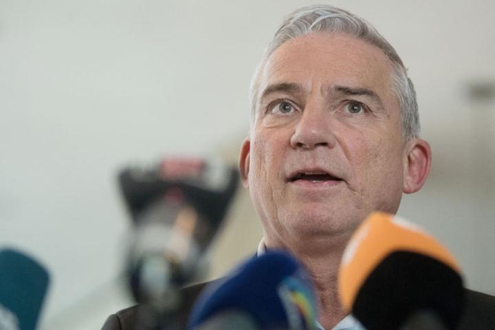 Ein Sprecher von Innenminister Thomas Strobl (Foto) hatte vergangene Woche erklärt, dass das Ankunftszentrum in Heidelberg nicht zu einem Ankerzentrum werden soll.