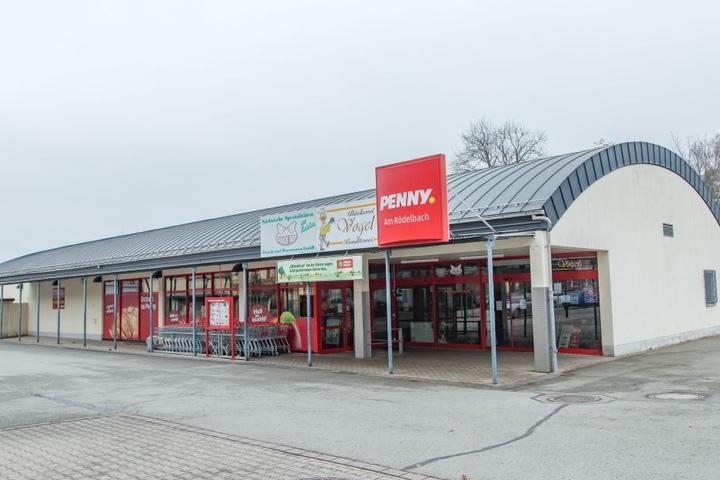 In Kirchberg ist am Dienstag ein Penny-Markt überfallen worden.