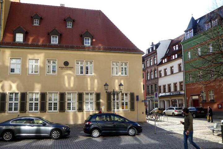Das Robert-Schumann-Haus ist eines der wichtigsten Museen der Stadt Zwickau.