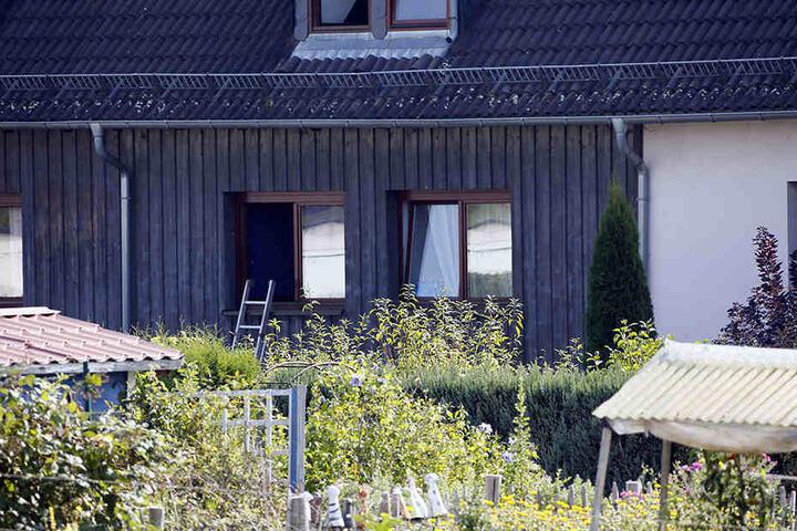 In einem Wohnhaus in der Mittweidaer Straße geschah das Verbrechen.