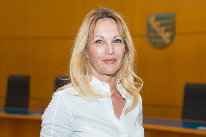 Will 16,6 Millionen Euro von der Stadt: Regine Töberich (53).