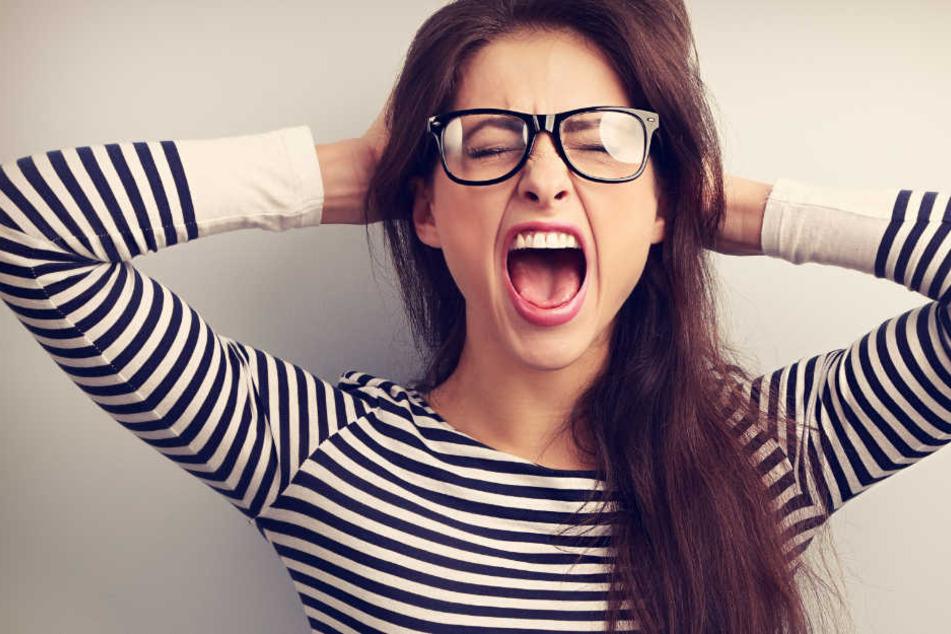Du weißt nicht, wohin mit deiner Wut? Beim Workshop kannst Du es lernen! (Symbolbild)