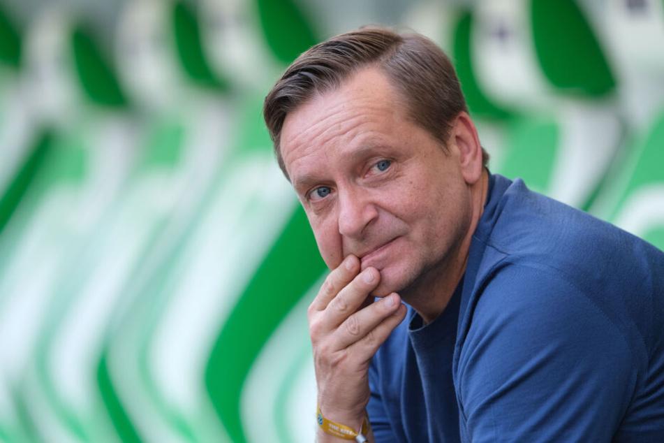 Horst Heldt (49) gilt als einer der Kandidaten für den Posten des Sportchefs in Köln.