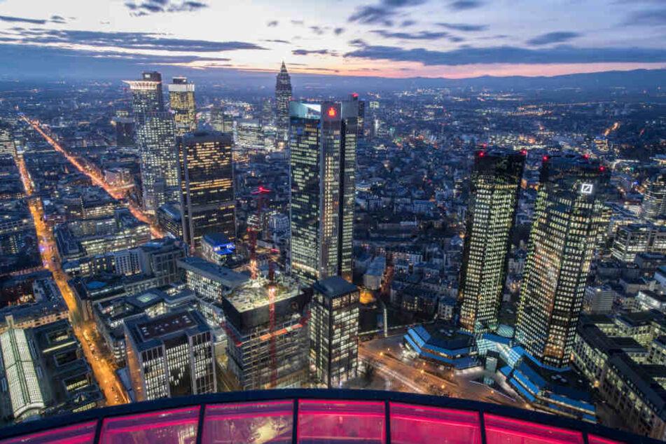 Frankfurt soll ein international führender Start-up-Standort werden. (Symbolbild)