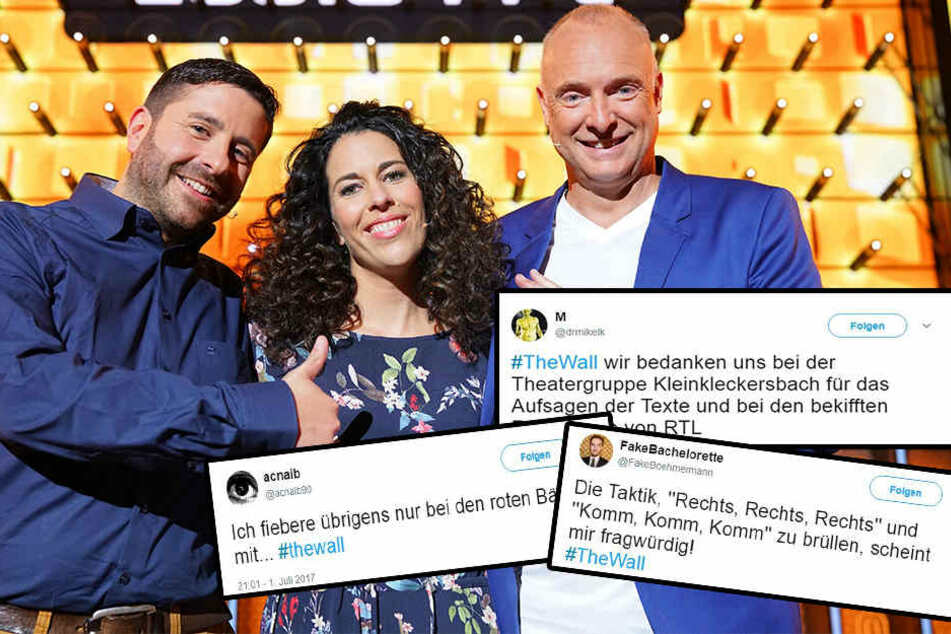 """""""Gescriptet"""": So bekommt die neue RTL-Show """"The Wall"""" im Netz ihr Fett weg"""