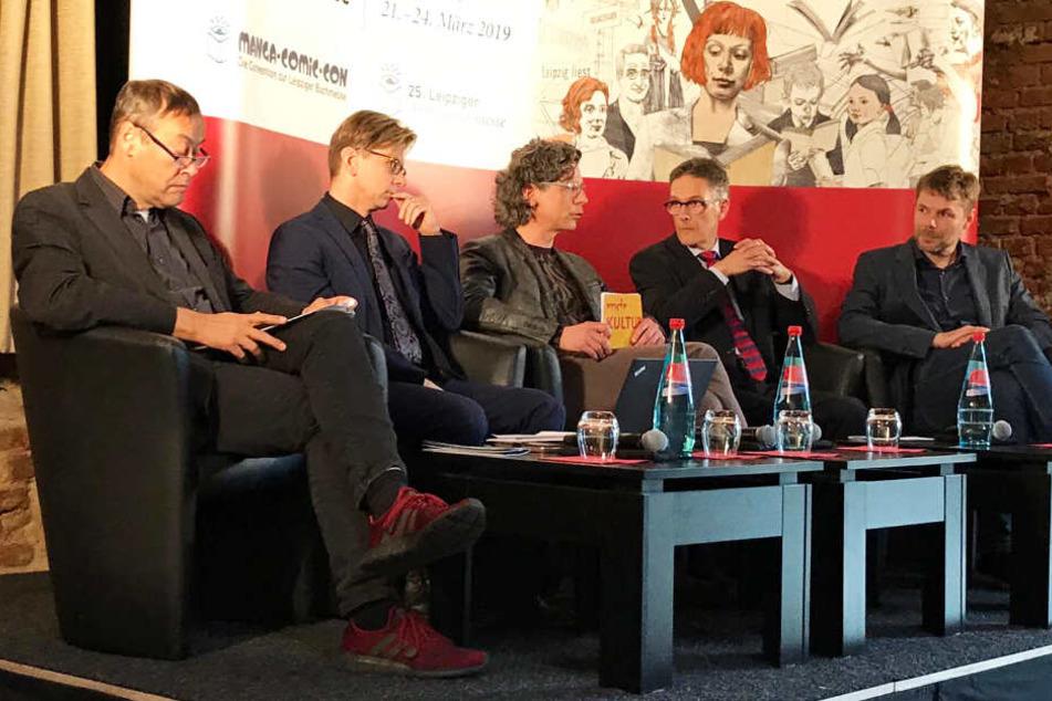 Am Donnerstag wurde das bunte Programm der diesjährigen Leipziger Buchmesse vorgestellt.