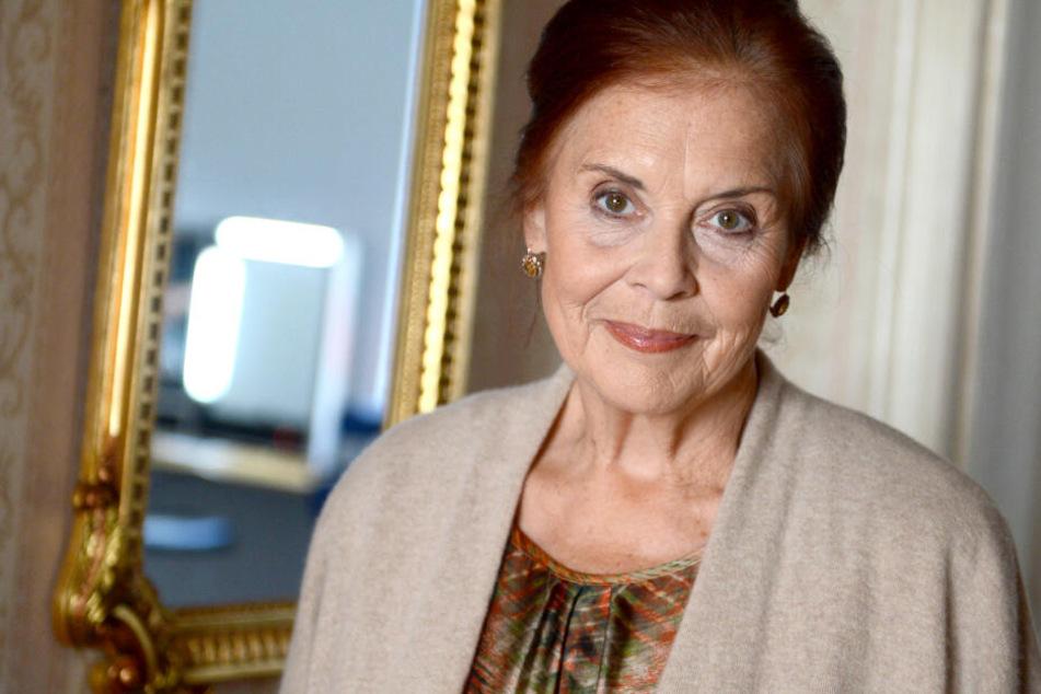 Am Freitag verstarb die Schauspielerin in Berlin.