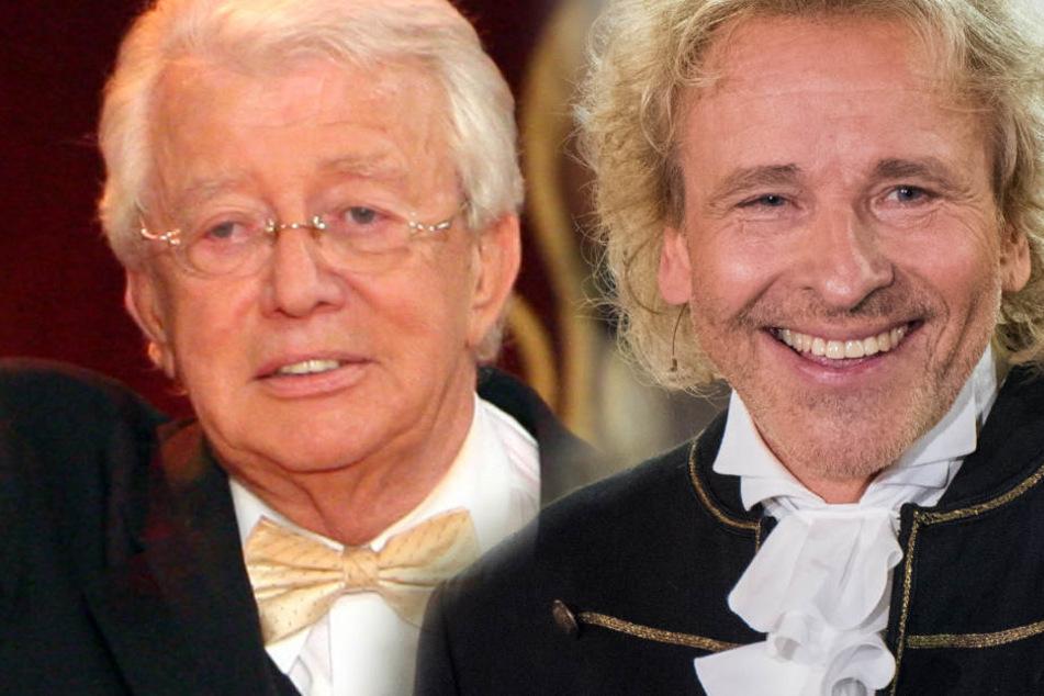 Das hat Gottschalks neue Sendung mit Legende Dieter Thomas Heck zu tun