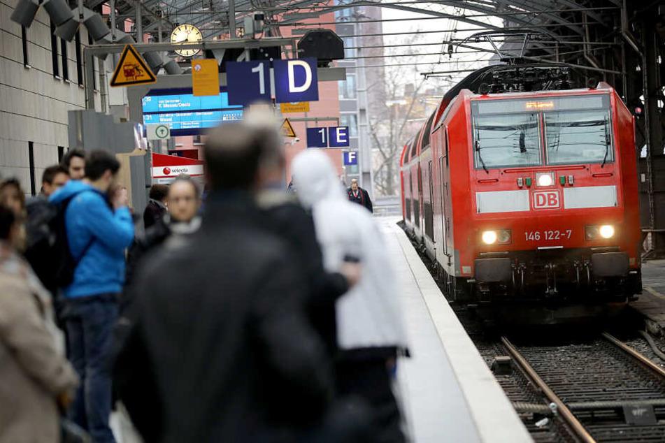 Die DB Regio NRW konkurriert mit National Express.