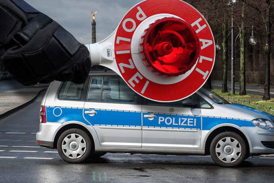 Berliner Polizei fährt teilweise noch mit Autos aus den 80ern