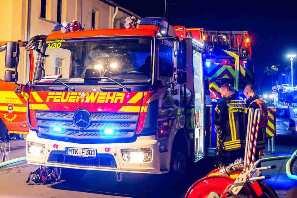 Brand in Kriftel endet tragisch: Rollstuhlfahrer stirbt