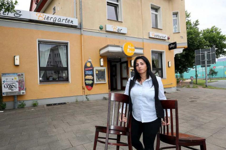 Bielefeld börse restaurant alte Speisen und