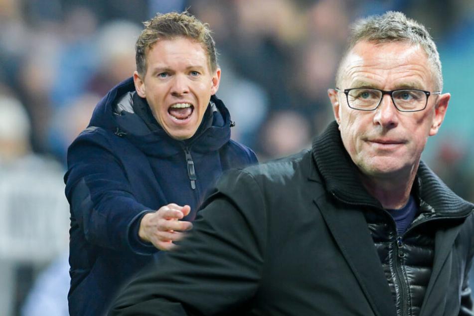 Ab Sommer wird Julian Nagelsmann (31) neuer Cheftrainer von RB Leipzig.