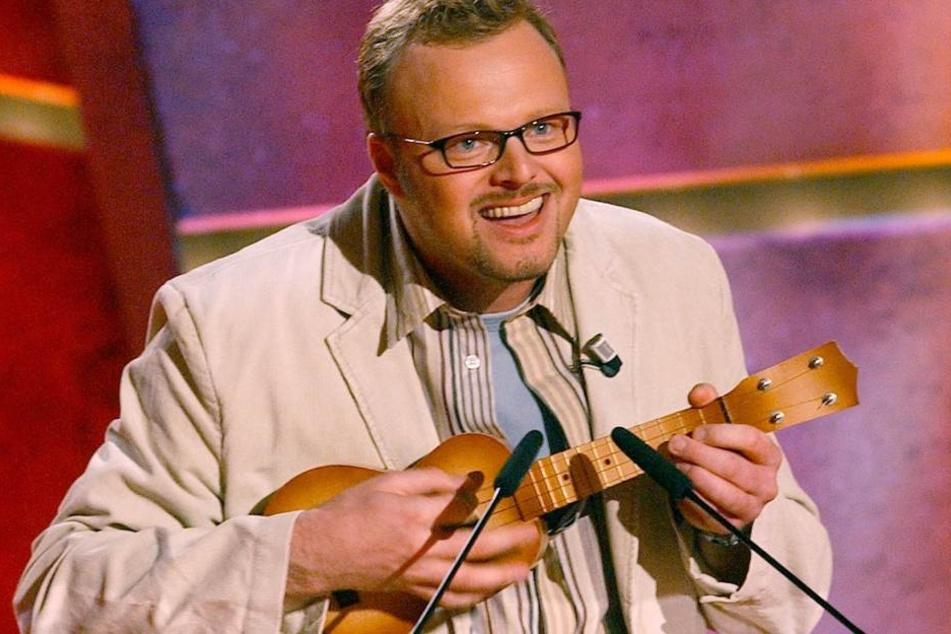 Stefan Raab (52) war von 1993 bis 1998 Moderator der Sendung Vivasion (Aufnahme aus 2003).