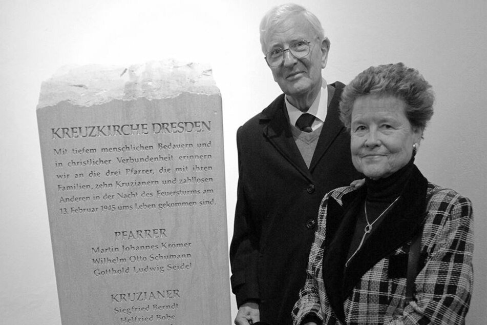 Dresden: Er setzte sich für den Wiederaufbau der Frauenkirche ein: Alan Russell ist tot