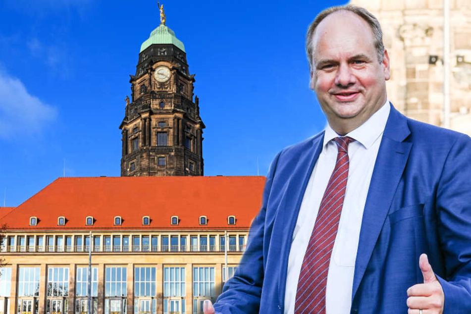 Headhunter kosten Dresdner Rathaus richtig viel Geld