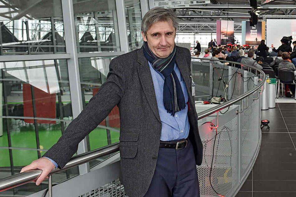 Der ehemalige Chef der Landeszentrale für politische Bildung und Bürgerrechtler: Frank Richter (58).