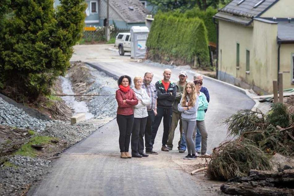 Wutwelle der Hochwasser-Opfer im Vogtland