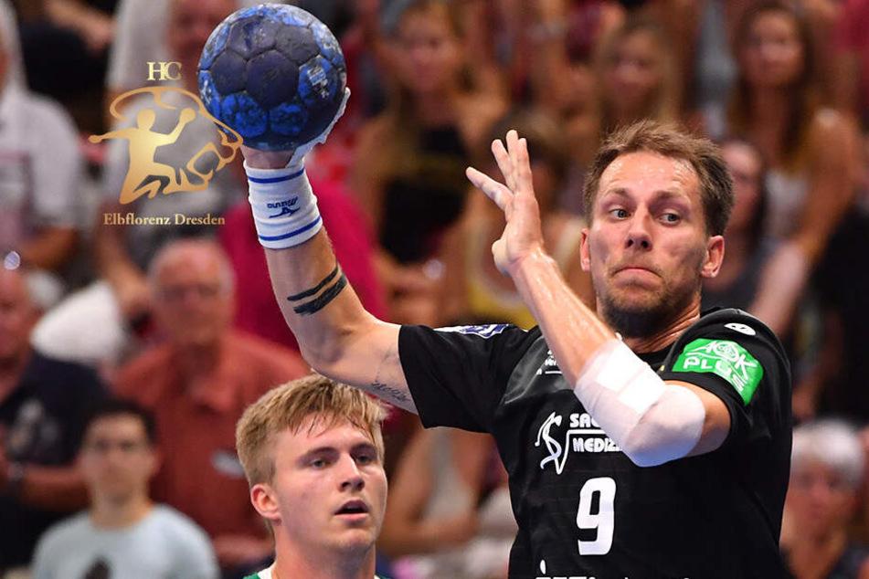 Trotz Niederlage gegen Leipzig: Applaus für den HC Elbflorenz