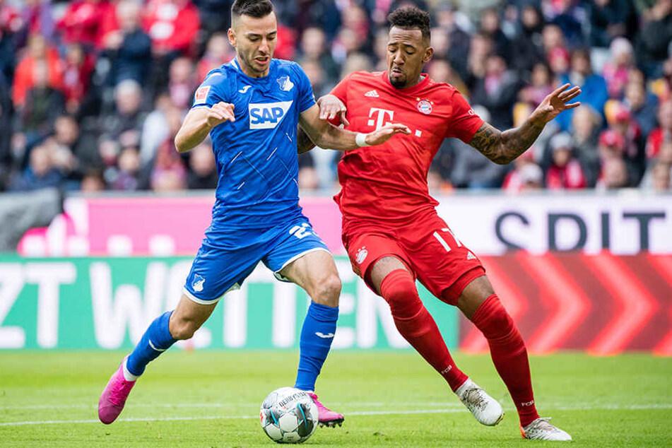 Durch die Verletzung von Niklas Süle dürfte Jerome Boateng wohl wieder häufiger in den Fokus von Trainer Niko Kovac rücken.