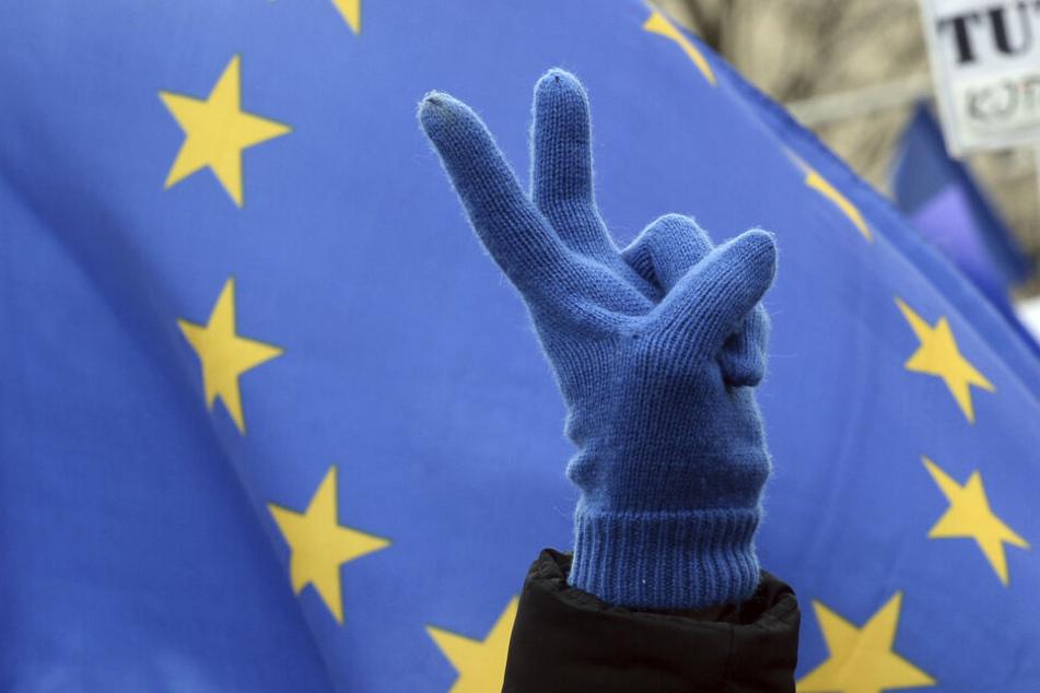Am 26. Mai ist Europawahl, dabei wird das Europäische Parlament mit Sitz in Straßburg, gewählt. (Symbolbild)