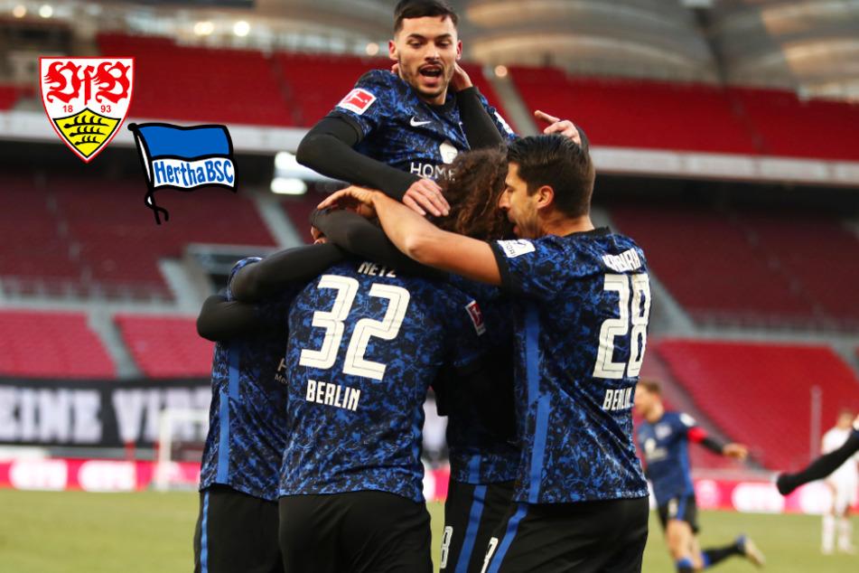 Hertha-Joker Luca Netz macht Sieg des VfB Stuttgart zunichte!