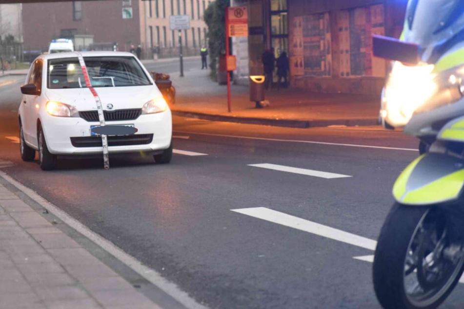 Junge (11) von Auto in Köln-Müngersdorf erfasst