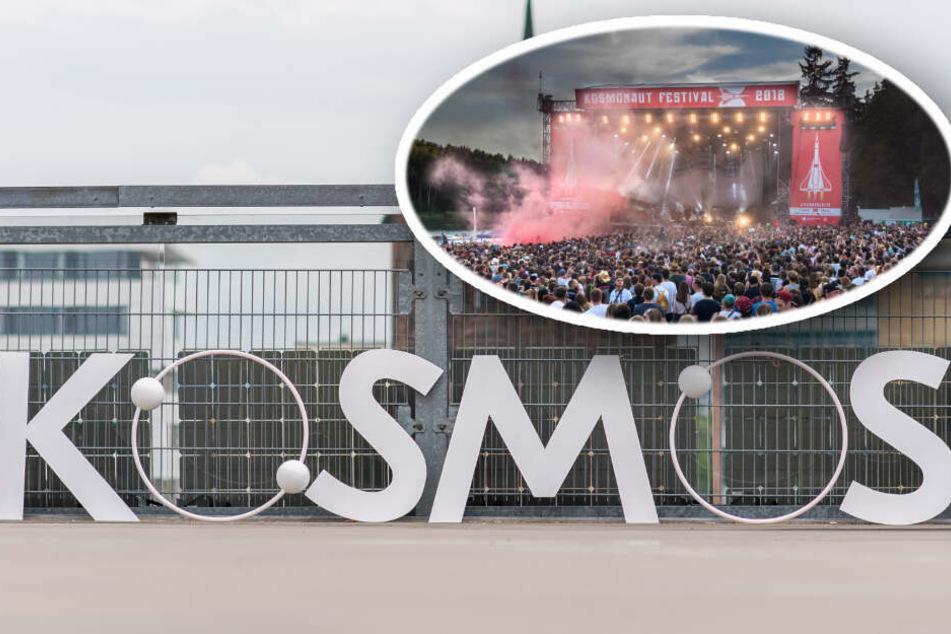 Chemnitz: Wird das Kosmonaut-Festival fürs Kosmos geopfert?