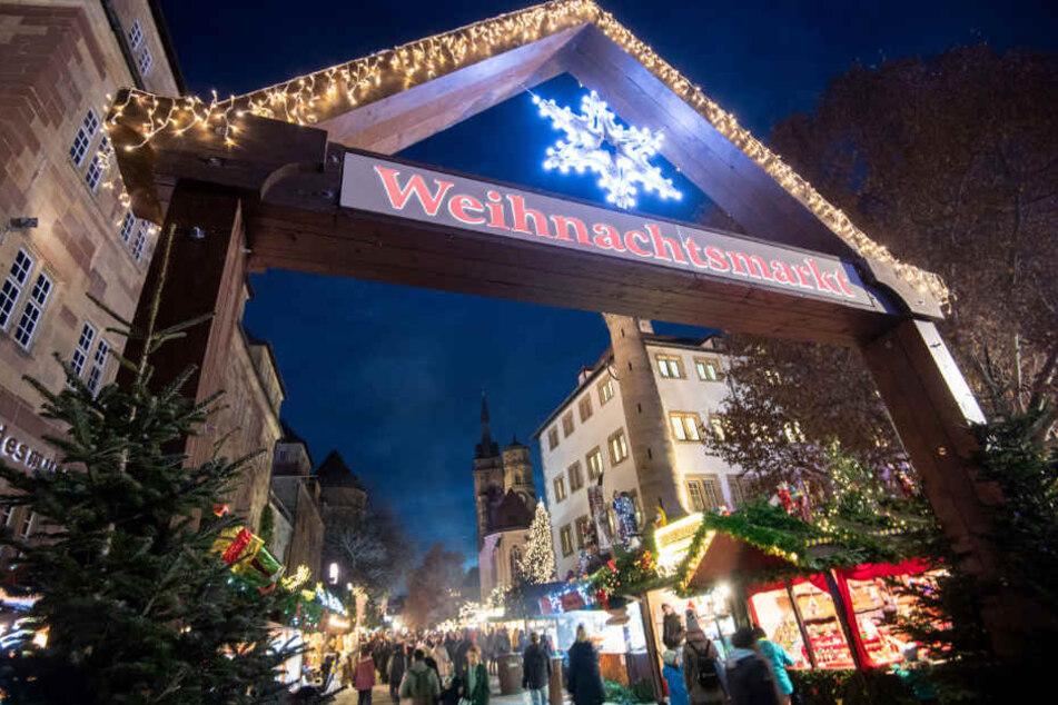 So viele Millionen kamen zum Stuttgarter Weihnachtsmarkt!
