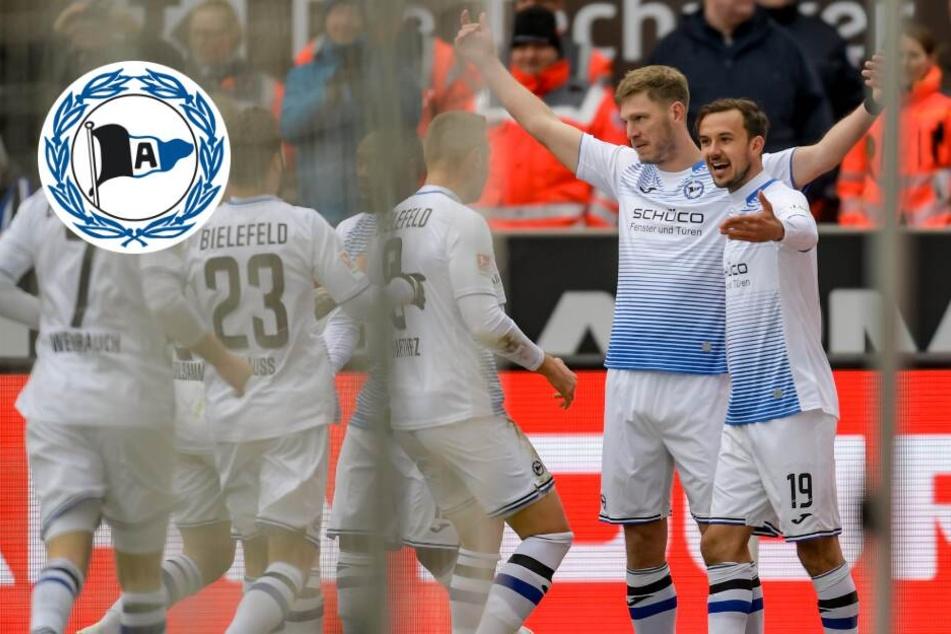Licht und Schatten: DSC zeigt beim FC St. Pauli zwei Gesichter